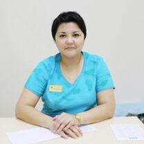 Базарбаева Ардак Сайлауовна