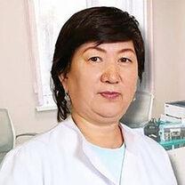 Кудашева Фатима Муканалиевна