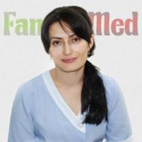 Бабаева Зарина Борисовна