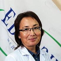 Кальжанова Светлана Шмидовна