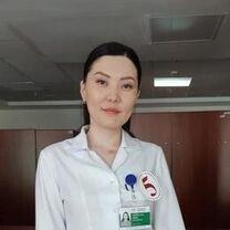 Аубакир Айдана Мусагуловна