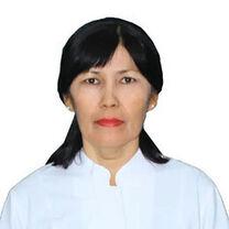 Кунтуарова Гулжахан Каракенжеевна