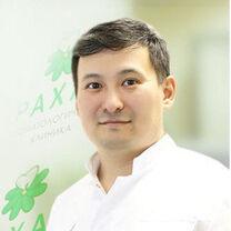 Рахметов Бахытжан Серикжанович
