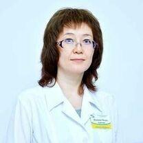 Накипова Малика Аликовна