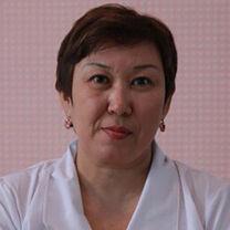 Ищанова Алима Гайниевна