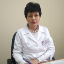 Шупанова Ирина Сапарбаевна