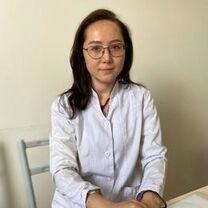 Есмурзаева Диана Бағланқызы