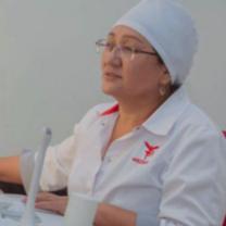 Зейталы Гульнар Тарашиевна