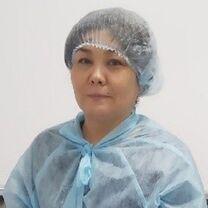 Ахаева Назгуль Сейтжановна