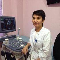 Балмухамедова Курманжан Шайхсламовна