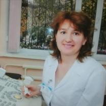 Усатова Екатерина Петровна