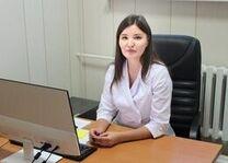 Султанова Айгерим Нурлановна