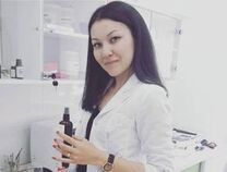 Ергалиева Жанна Алтаевна