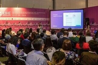 В Казахстане прошла международная выставка «Здравоохранение» — KIHE 2019