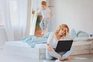 Дети и удаленная работа — как не сойти с ума? Психолог отвечает на болезненные вопросы